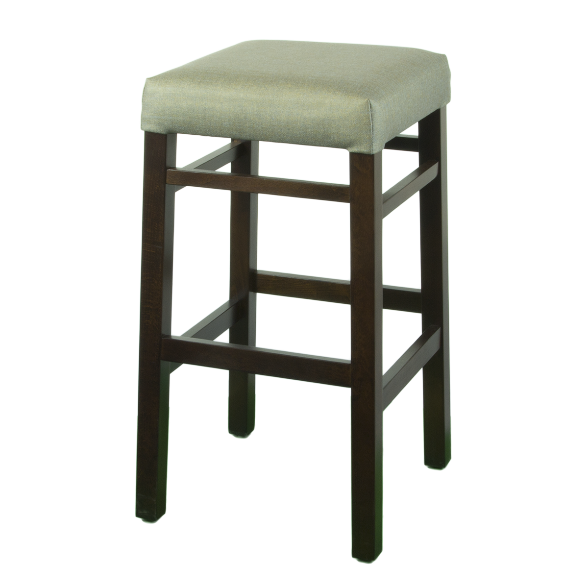 Barstools Wood Backless Barstools