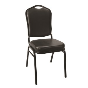Steel Cathedral Banquet Chair