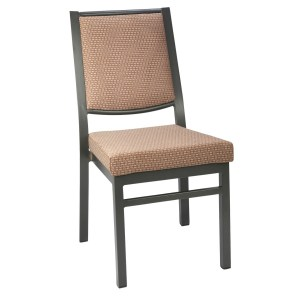 Steel Rectangle Banquet Chair